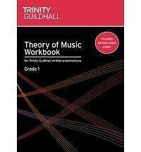 Theory of Music Workbook Grade 1 by Naomi Yandell (Sheet music, 2007)
