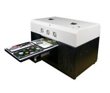 LED UV Printer, A4 Print Size, 20cm x 30cm, Flatbed printer, UK STOCK