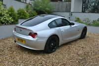BMW Z4 3.0 SI SPORT COUPE MANUAL