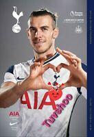 Tottenham v Newcastle PREMIER LEAGUE Programme GARETH BALE 26/9/2020! PRE-ORDER!