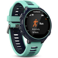 Garmin Forerunner 735XT GPS Running Watch w/ Multisport Features - Midnight Blue