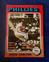 1975 TOPPS #185 Steve Carlton PHILLIES HOF MVP NM MT or BETTER