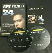 DVD ELVIS PRESLEY THE LAST 24 HOURS