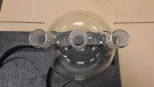 PYREX 4950 3000mL 3 Neck Distilling Flask Vertical Neck 24/40 Standard Joint