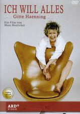 Ich will alles - Die Gitte Haenning Story (DVD - NEU)
