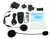 100m 2 Vías intercomunicador Bluetooth Motocicleta Moto Casco Auricular M508
