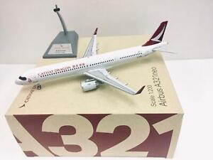 CX Official 1:200 Cathay Dragon AIRBUS A321neo B-HPB