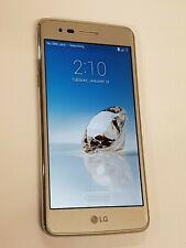 LG Aristo - 16GB - Silver - T-Mobile Locked/Unlocked