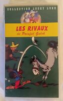 Lucky Luke French-Language VHS Tape Les Rivaux de Painful Gulch Cartoon Comic