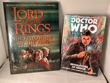 Fantasy Book / Comics Set – The Lord Of The Rings Visual  & Doctor Who - 10th