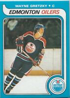 "1979-80 O-Pee-Chee Hockey Rookie ""Reprint"" # 18 Wayne Gretzky"
