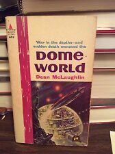 Dome World by Dean McLaughlin, PB, 1962