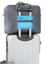 Foldable Cabin Baggage - Travel Bag Holdall for Suitcase or Carry-on Luggage