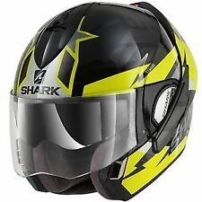 SHARK EVOLINE S3 STRELKA KYA MOTORCYCLE HELMET - X-SMALL (XS)