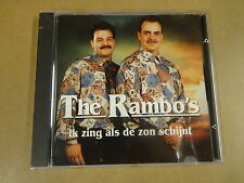 CD / THE RAMBO'S - IK ZING ALS DE ZON SCHIJNT