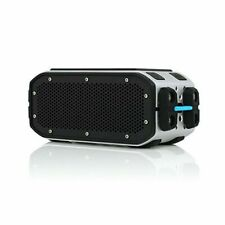 Braven BRV Pro Portable Bluetooth Speaker and Black Solar Panel