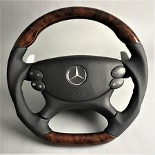 Mercedes SL CLS CLK E AMG Look Bois Sport Volant 2005-2009 r230 w209 w211 w219