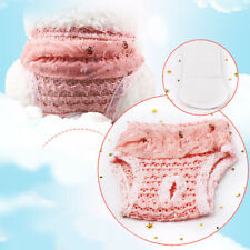Reusable Female Dog Breathable Washable Physiological Diapers Pet Sanitary Pants