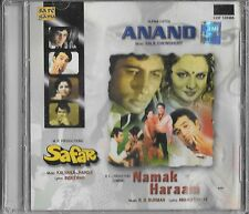 ANAND - NAMAK HARAAM - 3 IN FILM CD SONGS - FREE UK POST