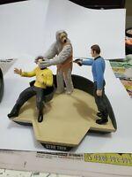 Star Trek Diorama M-113 Salt Creature by Applause Kirk & McCoy Ltd Ed.