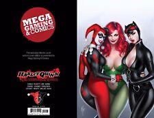 Harley Quinn 25th Anniversary #1 CLASSIC VIRGIN warren Louw MEGA GAMING & COMICS