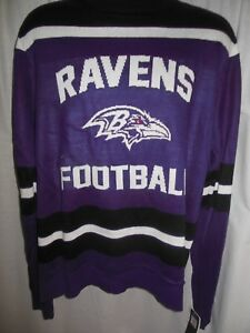 Baltimore Ravens Men's NFL Ugly Christmas Sweater