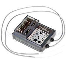 WALKERA DEVO RX-1002 Black RX1002 2.4GHz 10 CH Receiver for 6S 7 7E 8S 10 12S