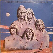 The Rolling Stones Solid Rock Vinyl LP Australia 1980 Record