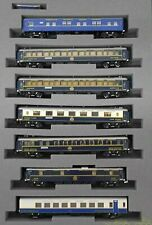 Used 10-561 Orient Express 1988 7-Cars Basic Set KATO Railway Model N Scale