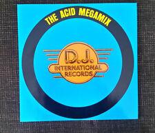 Various, Jamie Principal – DJ International Acid House Megajackmix Label: ZYX