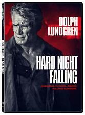 HARD NIGHT FALLING DVD | DOLPH LUNDGREN | ACTION | ADVENTURE | THRILLER