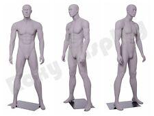 Male Fiberglass Sport Athletic style Mannequin Dress Form Display #MC-CRIS01