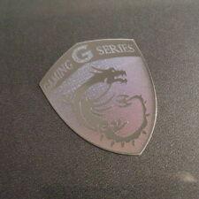 MSI Gaming Series Label / Badge / Sticker / Logo 30 x 36mm [441]