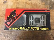 Nikko Rally Mate Horn