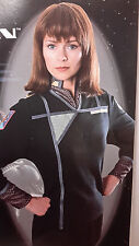 Commander Ivanova Babylon 5 Costume/Uniform Shirt w Dickie- Size Medium-Unworn