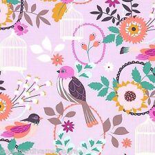 Felicity by Timeless Treasures Songbird Garden -  100% cotton fabric