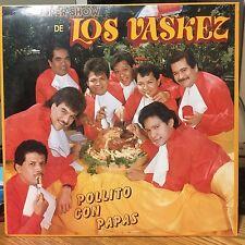 """""""Tejano Tex Mex"""" """"El Super Show de Los Vaskez"""" """"Pollito con Papas"""" """"Rare LP"""""""