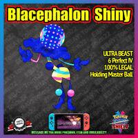 Shiny BLACEPHALON   Ultra Beast   Crown of Tundra   6IV    Pokemon Sword Shield