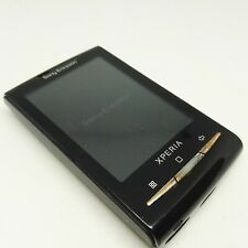 Sony Ericsson Xperia X10 mini E10i - Black (Unlocked) Smartphone