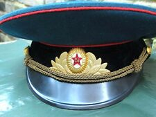 USSR Soviet Army Officer's Hat Forage-cap Size 57cm (M) Parade Headwear