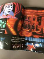 TRON Film Movie V RARE Original Japanese Souvenir PROGRAMME Jeff BRIDGES 1982