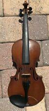 Fine Antique Nicolaus Amatus Fecit in Cremona 16 4/4 Violin Germany