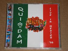 QUIDAM - BAJA PROG: LIVE IN MEXICO '99 - CD COME NUOVO (MINT)