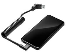 NEW GENUINE AUDI USB TYPE C MOBILE PHONE BOX CRADLE CHARGE CABLE
