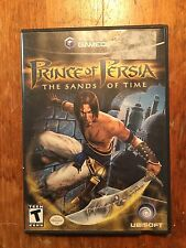 Prince of Persia: The Sands of Time (Nintendo GameCube, 2003)