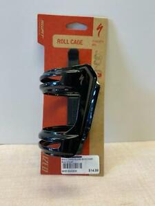 new Specialized ROLL bicycle WATER BOTTLE CAGE Gloss black