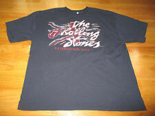 THE ROLLING STONES Established 1962 Repro (LG) T-Shirt