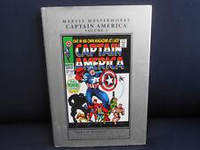 Marvel Masterworks: Captain America vol 2 HC (2005, Marvel)