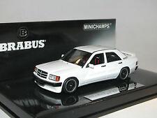 Minichamps 437032602, BRABUS 3.6S (190E), 1989, white, 1/43 OVP Limited