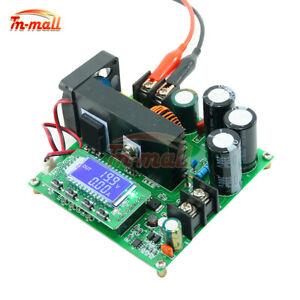 DC 8-60V  900W 0-15A CC CV LCD Display CNC Boost Step Up Power Converter Module